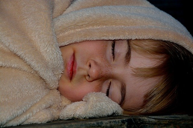 spánek