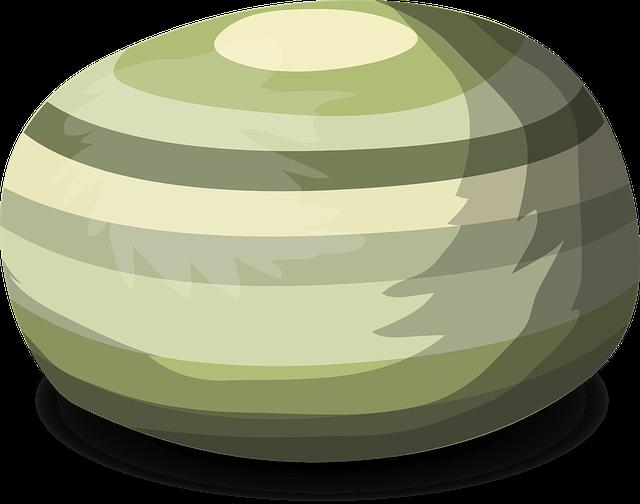 sedací vak zelený
